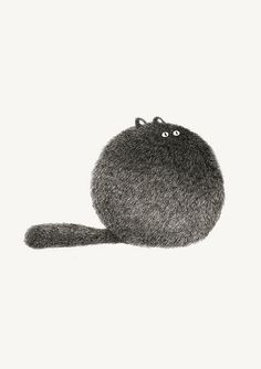 The Furry Thing Series – Kitty No.3 A4 by boandfriends on Etsy