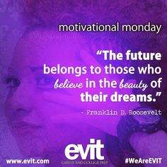 "East Valley Institute of Tech. on Instagram: ""#EVIT students, parents and staff are find the beauty, the passion in their dreams every day! #motivationmonday #WeAreEVIT"""