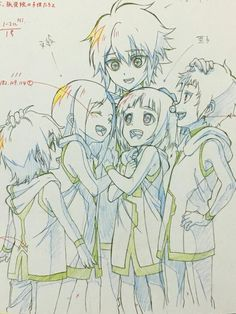 Hyakuya Family Members