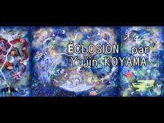 """LE """"PHÉNIX"""" de HOKUSAI et la nouvelle """"ÉCLOSION"""" de Yujin KOYAMA"""