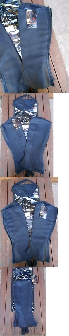 Other English Tack 3155: Prochaps Competition Xl Half Chaps - New! Retail For $175 -> BUY IT NOW ONLY: $100.0 on eBay!