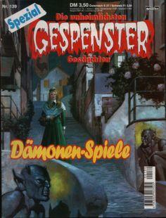 Gespenster Geschichten Spezial #139 - Damonen-Spiele