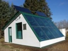 A prototype solar thermal greenhouse could allow growers in cold climates to harness the power of the sun to produce fresh produce year-round. The GH3...