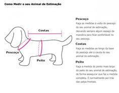 Moldes de Roupas para Cachorros 3
