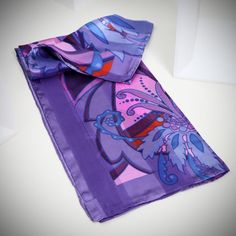 purple scarves - Google Search