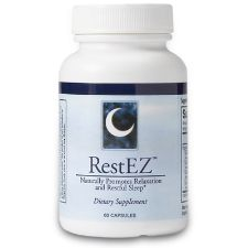 RestEZ™ #Relaxation #Herbal Supplement - Back for a limited-time—while supplies last. Helps re-establish a natural sleep pattern*. Proprietary blend of natural, relaxing extracts. Gentle formula won't leave you feeling groggy.  Preferred Price $10.89  #Melaleuca #supplement #sleep