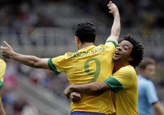 Brazil, Soccer, London 2012