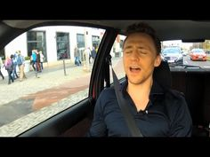 Tom Hiddleston Singning and Rapping (Video Copilation)
