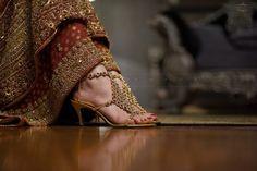 Bridal Sandals, Abaya Fashion, Cover Pics, Wedding Shoes, Wedding Dress, Indian Bridal, Bridal Jewelry, Fashion Shoes, Christian Louboutin