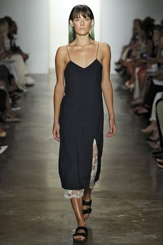 Houghton Ready To Wear Spring Summer 2015 New York