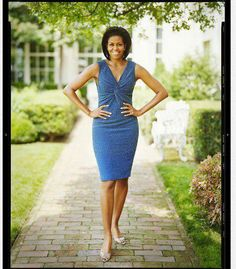 First Lady Michelle Obama by pingan Michelle Obama Fashion, Michelle And Barack Obama, Malia Obama, First Lady Of Usa, Glamour, Malia And Sasha, Barack Obama Family, American First Ladies, First Black President