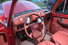 VW old school pimped
