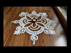 Free hand Rangoli designs by Shital Daga Simple Rangoli Designs Images, Rangoli Designs Flower, Rangoli Border Designs, Colorful Rangoli Designs, Rangoli Designs Diwali, Flower Rangoli, Beautiful Rangoli Designs, Ganesha Rangoli, Diya Rangoli