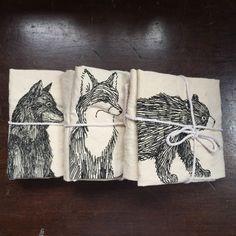 SKT Ceramics Flour Sack Towel from Common Deer
