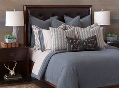 Barclay Butera Luxury Bedding by Eastern Accents - Landon Collection