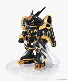 Nxedge Style [Digimon Unit] Alphamon (Completed) Item picture1