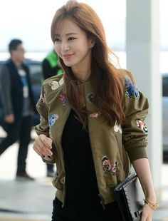 #Kstar#Korea Fashion#Korea Star Fashion#HanYesul#한예슬#Airportlook#Airportfashion#패션