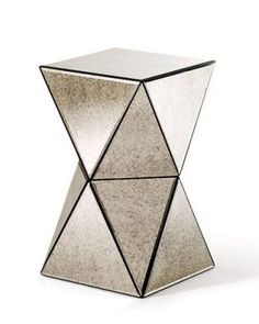 Mirrored Side Table - Bing Images