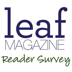 Tell us what you like. Take our reader survey? http://svy.mk/R00iFh