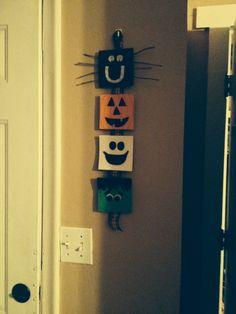 Good Halloween craft!
