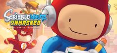 Scribblenauts Unmasked: A DC Comics Adventure on Steam for Finn