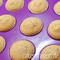Grundrezept: Cupcakes (+laktosefrei)