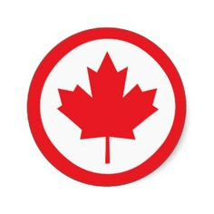 Shop Canada Maple Leaf Classic Round Sticker created by doodles_heritage. Canada Maple Leaf, Canada 150, Diy Projects, Project Ideas, Round Stickers, Custom Stickers, Small Tattoos, Logo Design, Ink