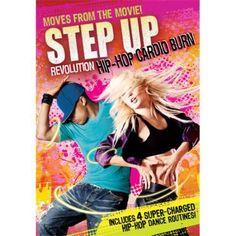 Step Up Revolution: Hip Hop Cardio Burn (Widescreen) Boxing Stance, Boxing Techniques, Benefits Of Cardio, Step Up Revolution, Hips Dips, Cardio Boxing, Endurance Training, Dance Routines, Hip Hop Dance