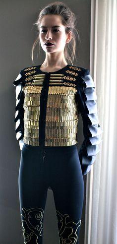 KATARINA GREY Couture A/W 2013