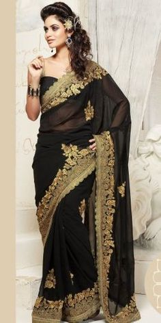 Explore Indian designer sarees collection at Gravity Fashion. We have latest saree designs trending in Cheap designer sarees specially designed for Indian fashion lovers Designer Sarees Collection, Saree Collection, Indian Designer Sarees, Indian Sarees, Pakistani Outfits, Indian Outfits, Walima Dress, Indian Wear, Indian Style