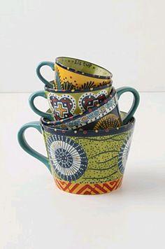 Boho design from Anthropologie
