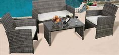 Cheap Low Cost Patio Furniture Ideas Under 300 Dollars