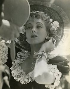 """Sometimes I'll watch an old movie on television and, once in a while, one of mine, such as April Showers, will come on and I'll watch it. And you know something? I'm always amazed at what a lousy actress I was. I guess in the old days we just got by on glamour.""  -Ann Sothern"