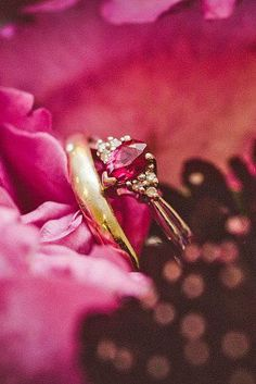 Ruby Engagement Rings For Unique Girls ❤︎ Wedding planning ideas & inspiration. Wedding dresses, decor, and lots more. Ruby Engagement Ring Vintage, Engagement Rings, Gold Pearl, Pearl Ring, Gold Rings, Ruby Rings, Wholesale Jewelry, Colored Diamonds, Round Diamonds