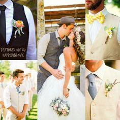 👞👔🎩 #Groom #Wedding Trends: #Spring Edition   2. 😎  Cool and Coatless... {Tap photo for full details!}  ✨ #PutARingOnIt 💎💍  #firstdayofspring #weddinginspiration #swag #suit #bowtie #classicman #dapper #couture #luxury #AsSeenOnMe #weddingplanning #weddingstyle #wedding #gentleman #stylish #instawedding #instafashion #photography #fashiongram #husband #boyfriend #handsome #GQ #flowers #flowersofinstagram #florist #vintage #vintagewedding #vintageinspired #vest #waistcoat #bestdressed