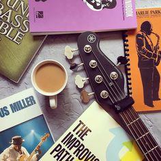 """ถูกใจ 631 คน, ความคิดเห็น 5 รายการ - Yamaha Guitar Development (@yamahaguitardevelopment) บน Instagram: """"Weekend practice Repost @igor_odaryuk_on_bass: """"Bass books in action @baixonatural @damianerskine """"…"""""""