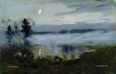 Maestros del paisaje: Isaak Levitán, el pintor poeta - TrianartsTrianarts