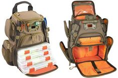 Carrying everything with you can be very troublesome. Well, that is the reason why you need to opt for waterproof fishing backpacks or tackle backpacks. Ice Fishing Bibs, Fishing Backpack, Fishing Tackle Bags, Fishing Jacket, Backpack Drawing, Backpack Storage, Backpack Reviews, Fishing Accessories, Beautiful Ocean