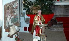 Prälat Werner Rössel  zog es wieder an die Ahr