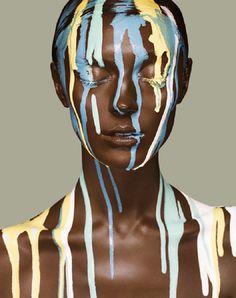extreme makeup | Tumblr