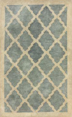 Nuloom Hand Tufted Aisha Slate Area Rug - 8x10 341