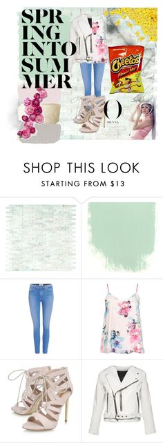 """""""Outfit of the day"""" by veronika-andrianova ❤ liked on Polyvore featuring Paige Denim, Dorothy Perkins, Carvela and Marc Jacobs"""