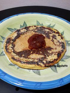 pancake con farina di ceci