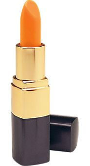 Tangee was the first lipstick we were allowed to wear...it looked orange...but went on pale pink. Still available thru a Vermont Country Store catalog.