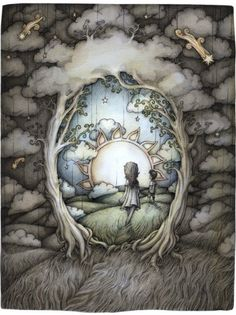 adam oehlers illustrations are amazing!