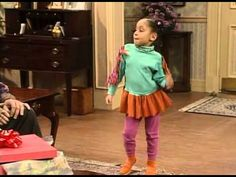 The Cosby show.  DID YOU KNOW! Raven Simmon got her start as olivia  seen every episode of every season(thanks to Netflix)