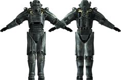 Brotherhood T-45d power armor - The Fallout wiki - Fallout: New Vegas and more
