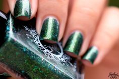 Spell Polish is a boutique/indie nail lacquer with a luxurious formula of glitters, micas and pigments- MINUS the toxins! Out Of The Woods, Swatch, Rings For Men, Nail Polish, Glitter, Beautiful, Beauty, Going Out, Woodwind Instrument