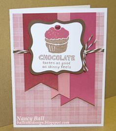 A Chocolate Affair, Nancy Ball