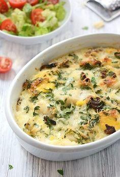 Фото к рецепту: Рыбная запеканка с картофелем